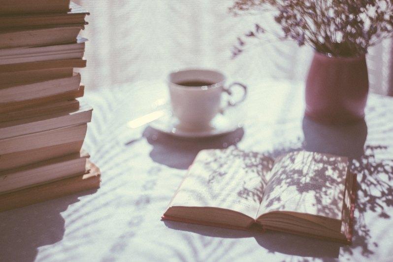 livre au soleil